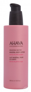 Ahava bodylotion Cactus & Pink Pepper Mineral 250 ml