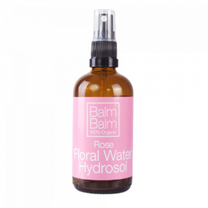 Balm Balm cleaning tonic Floral Water Hydrosol ladies 100 ml