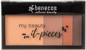 Benecos make-up-palette It-Pieces Freaking Hot dames 12 gram