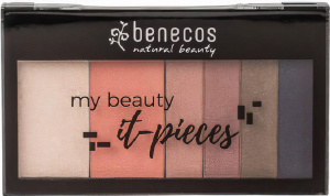 Benecos make-up-palette It-Pieces Pretty Cold dames 12 gram
