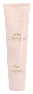 Coach New York body lotion Floral dames 150 ml bloemig