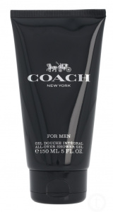 Coach New York shower gel For Men 150 ml woody-aromatic