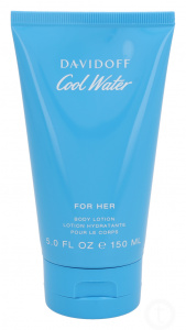 Davidoff bodylotion Cool Water dames 150 ml bloemig