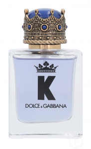 Dolce & Gabbana eau de toilette spray K heren 50 ml houtachtig