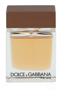 Dolce & Gabbana eau de toilette The One 30 ml houtachtig geel