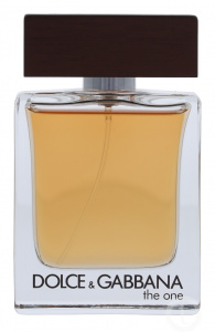 Dolce & Gabbana eau de toilette The One 50 ml houtachtig geel