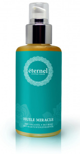 Éternel massage, hair and body oil 50 ml vegan gold
