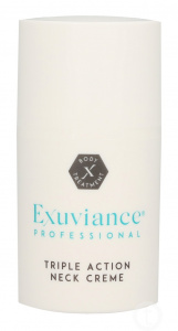 Exuviance nekcrème Triple Action unisex 75 ml wit
