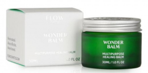 Flow Cosmetics balsem Wonder 30 ml vegan wit