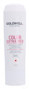 Goldwell conditioner Brilliance Extra Rich ladies 200 ml white