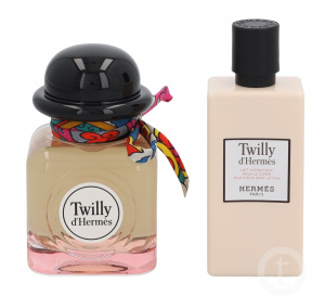 Hermès fragrance set Twilly D'Hermes 165 ml floral pink