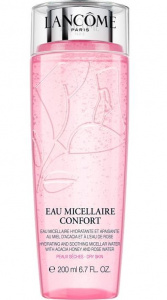 Lancome micellair water Eau Micellaire Confort roze 200 ml