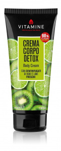 L'Erboristica bodylotion Detox 200 ml vegan groen