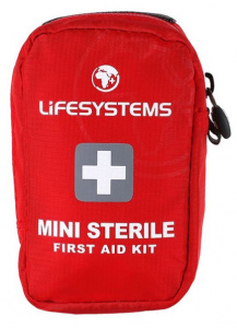 Lifesystems Ehbo-set Mini Sterile polyester 12,5 x 8 cm 15-delig