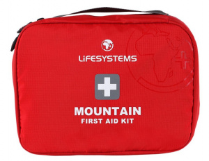 Lifesystems Ehbo-set Mountain polyester 20 x 14 cm 56-delig