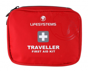Lifesystems Ehbo-set Traveller 17 x 12 cm 44-delig