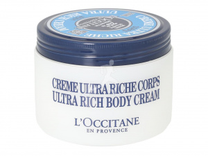 L'Occitane bodycréme Shea Butter Ultra Rich 200 ml wit