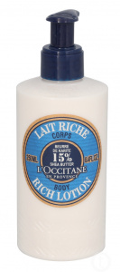 L'Occitane bodylotion Shea Butter Rich 250 ml wit
