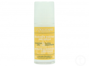 L'Occitane deodorant Refreshing Aromatic 50 ml transparant