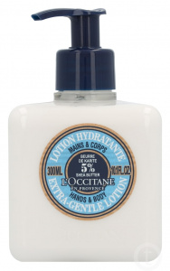 L'Occitane hand- en bodylotion Shea Extra-Gentle 300 ml