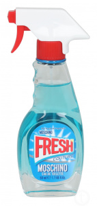 Moschino eau de toilette Fresh Couture ladies 50 ml blue