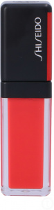 Shiseido lipgloss Lacquer Ink Lip Shine 6 ml rood