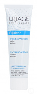 Uriage dag- en bodycrème Pruriced Soothing Cream 100 ml